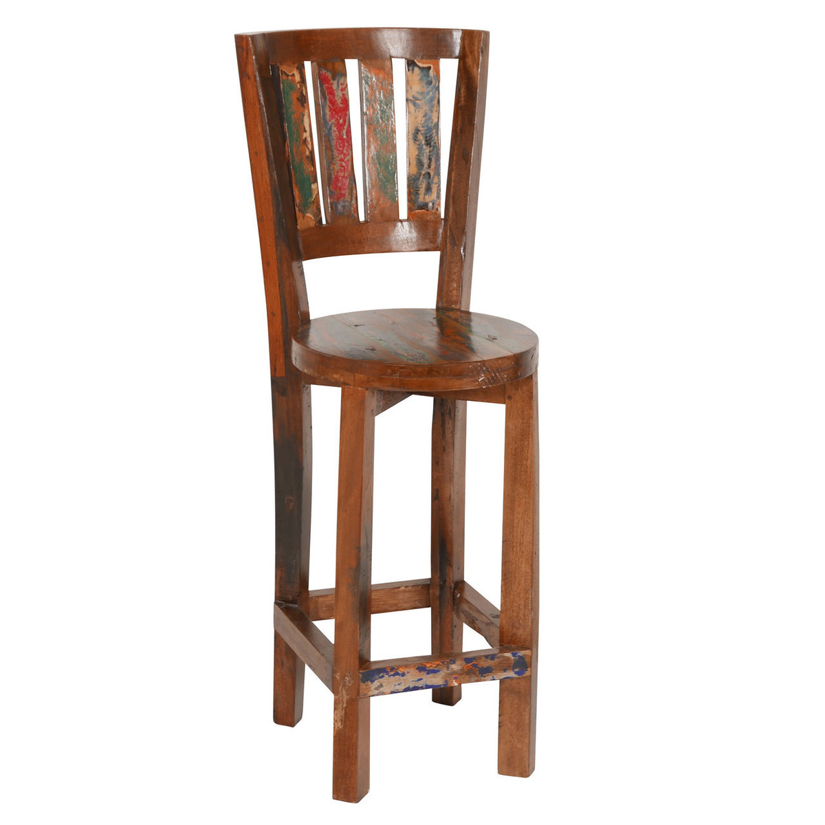 high in distressed cool and magnificent attachment chairs teal cottage lightly id seat rush counter inch stools back kitchen white top table backless of bar pair