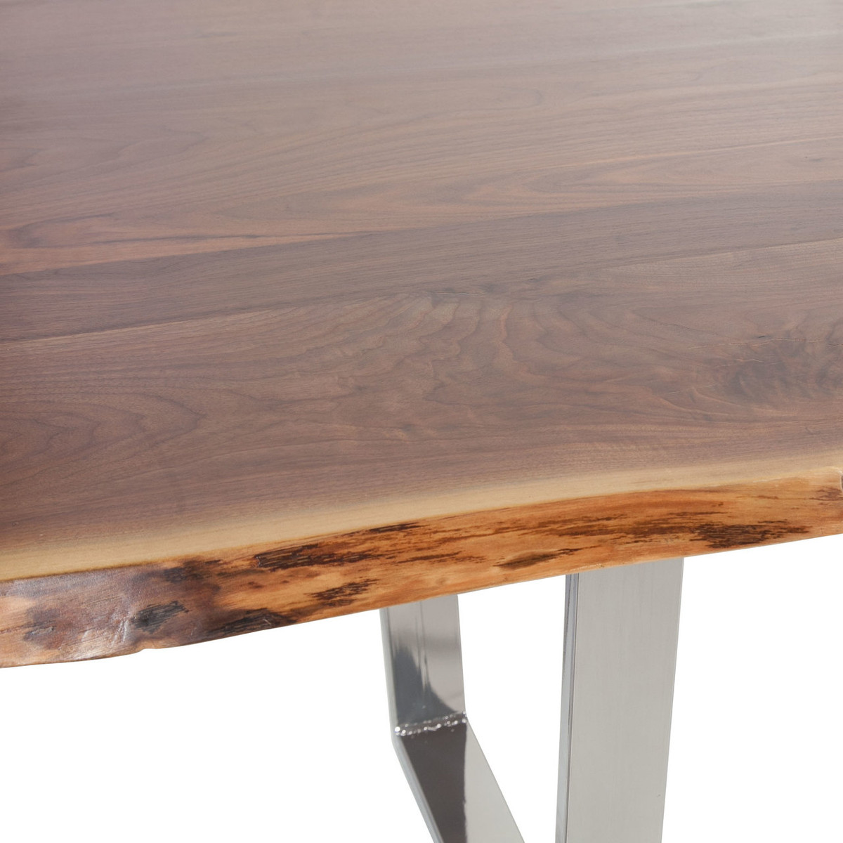 Extra large live edge slab walnut dining table 84 joseph allen home extra large live edge slab walnut dining table 84 dzzzfo