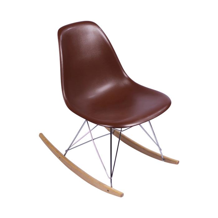 Clear Acrylic Eames Rocking Chair Replica Austin