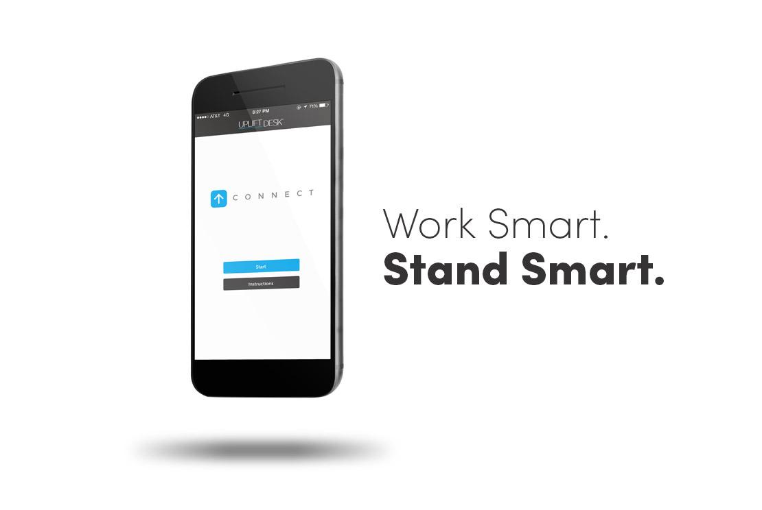UPLIFT Desk Connect