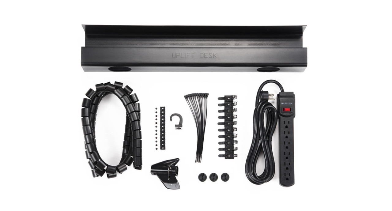 Advanced Wire Management Kit Uplift Desk
