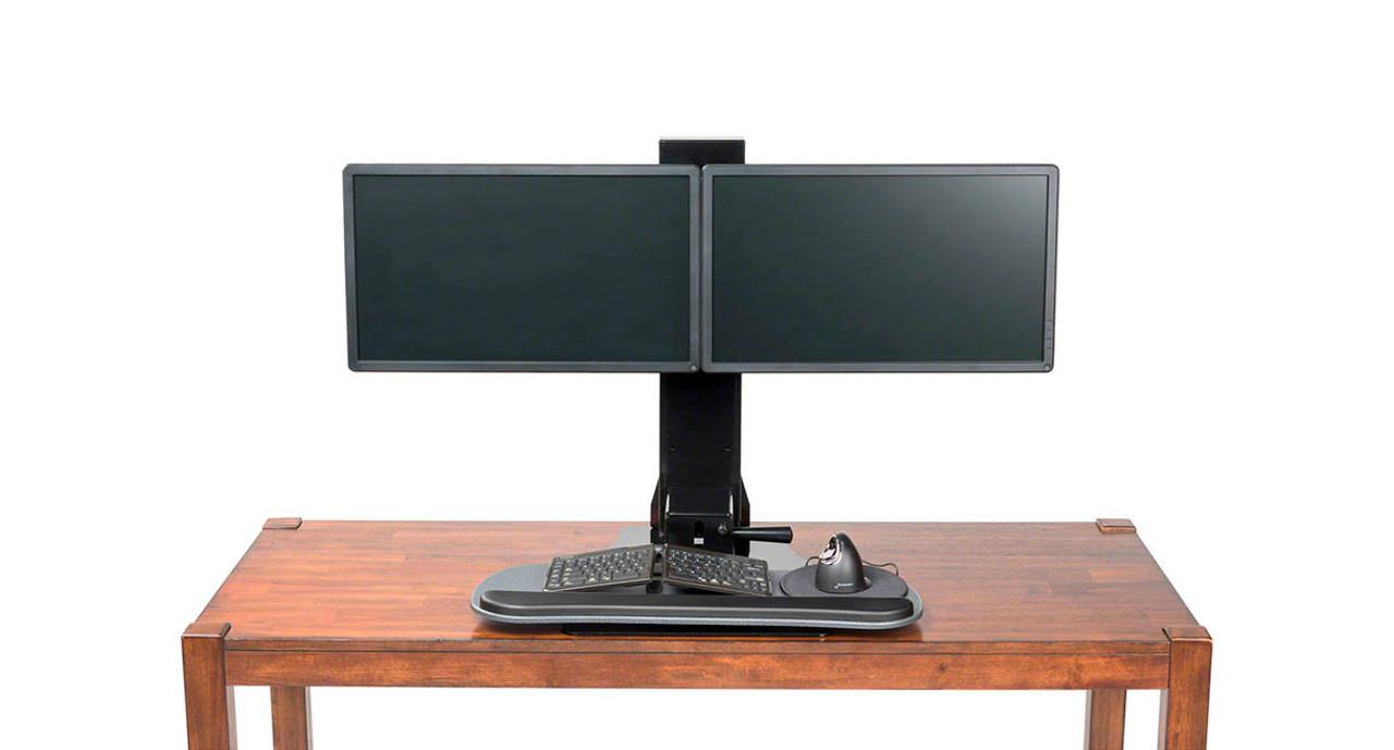 Adapt Pogo Standing Desk Converter Shop Uplift Desk
