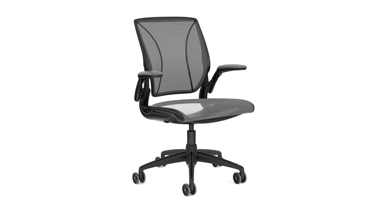 humanscale save back by mid task chair freedom
