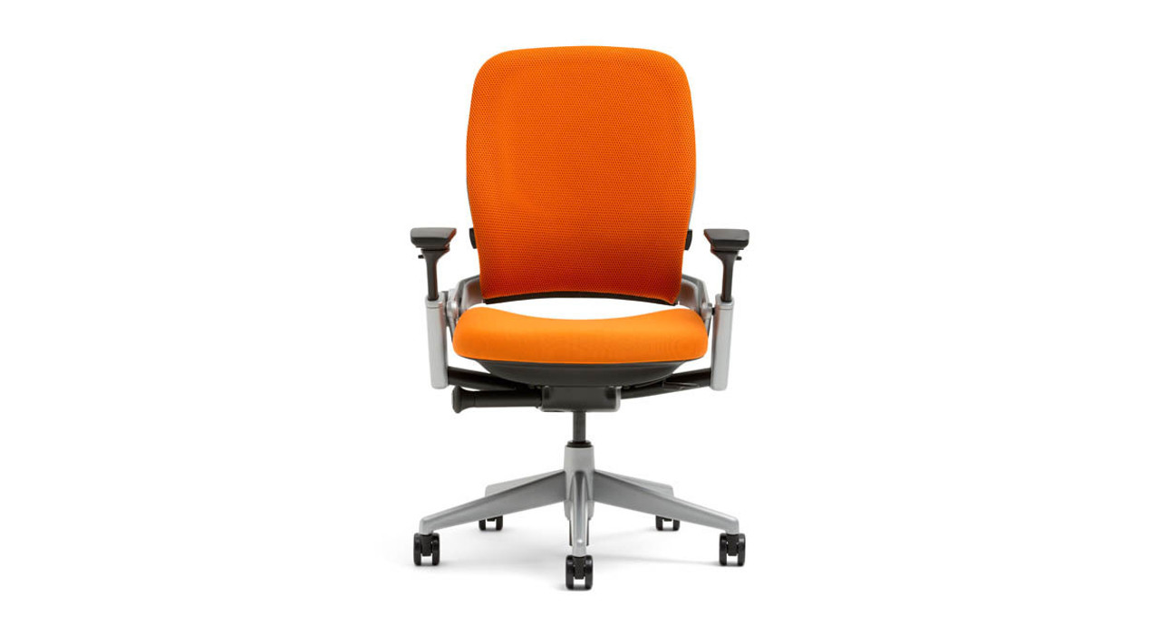 The Steelcase Leap Is A High Performance Chair For Customers Who Place The  Highest Value