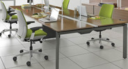 Give your office the seating it deserves with the Steelcase Amia Chair