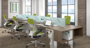 Gesture Chairs are ideal for most modern workspaces in need of an ergonomic seating solution