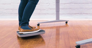 Let's Talk About Tilt: The Fit Motion Board Provides Gentle Movements That Energize Your Workday