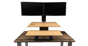 Help Us Kickstart!: E7 Electric Standing Desk Converter
