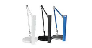 And Then There Was Light! The Ultra Adaptable E7 LED Task Lamp with Clamp is Here!