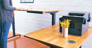 You Asked For It: Fixed-Height Side Tables to Match Your UPLIFT Desk