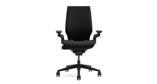 Steelcase Gesture Chair With Headrest Shop Uplift Desk