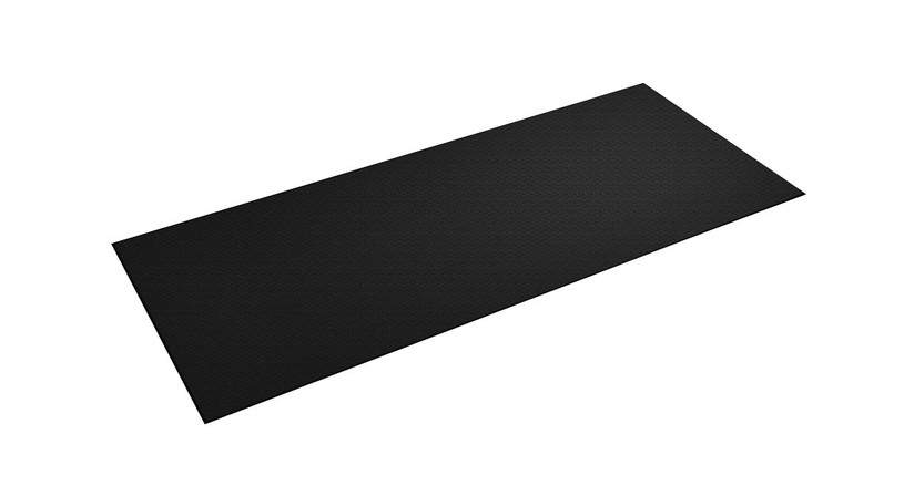 The UPLIFT Treadmill Mat protects your desk treadmill and floor
