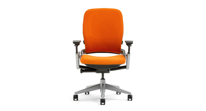 The Steelcase Leap is a high-performance chair for customers who place the highest value on ergonomics