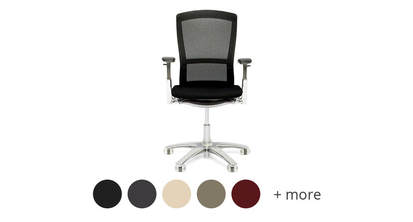 The Knoll Life Chair is available in many different color options