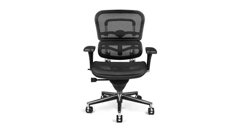 Back angle adjustment with 3 position tilt-lock and tension control allows you to adjust the chair back in relation to the seat