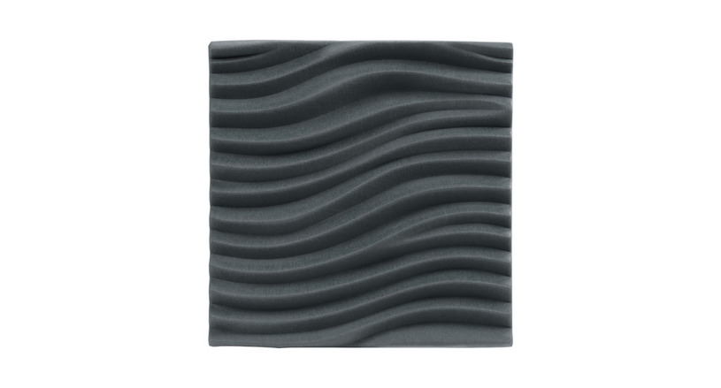 3D Wave Acoustic Wall Panels help you build the quiet workspace you and your coworkers have always wanted
