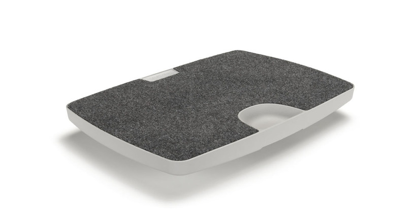 The UPLIFT Fit Motion Board is a comfortable and active addition to your workstation