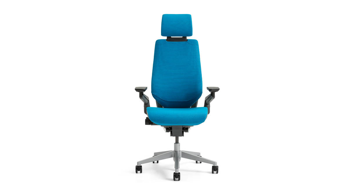 chair with headrest. the steelcase gesture chair with headrest comes a high degree of adjustability c