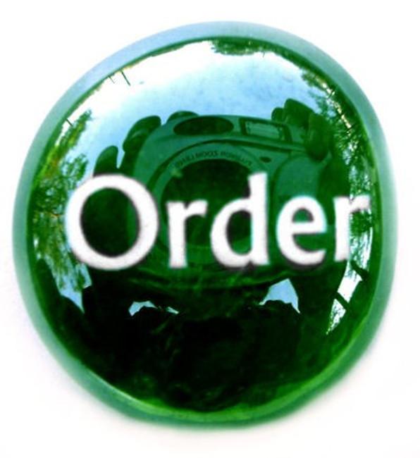 12 Power Stones, Order