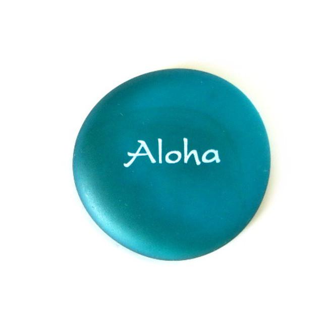 The Mermaid's Message, Aloha, from Lifeforce Glass