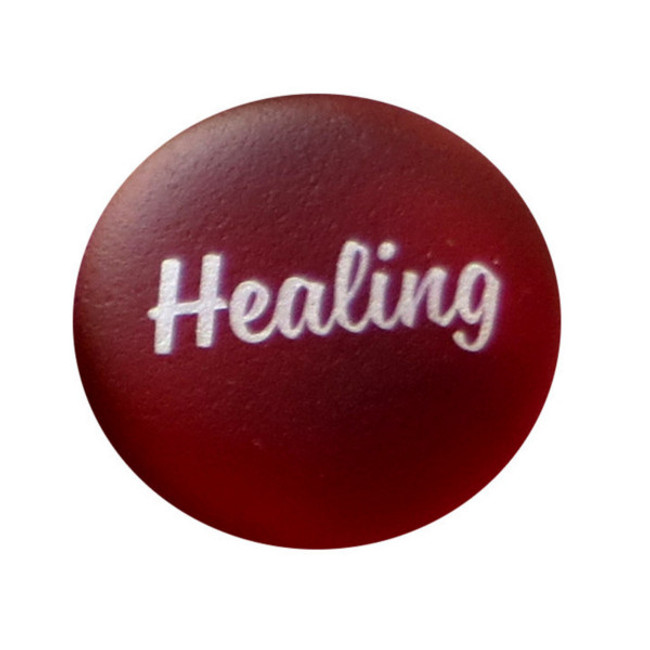 Sea Stone, Healing, from Lifeforce Glass, Inc.