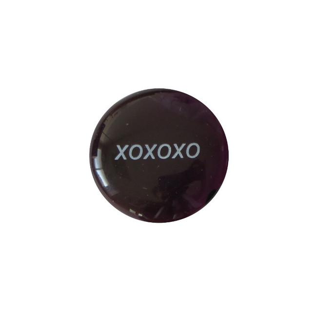 XOXOXO... Glass Stone From Lifeforce Glass