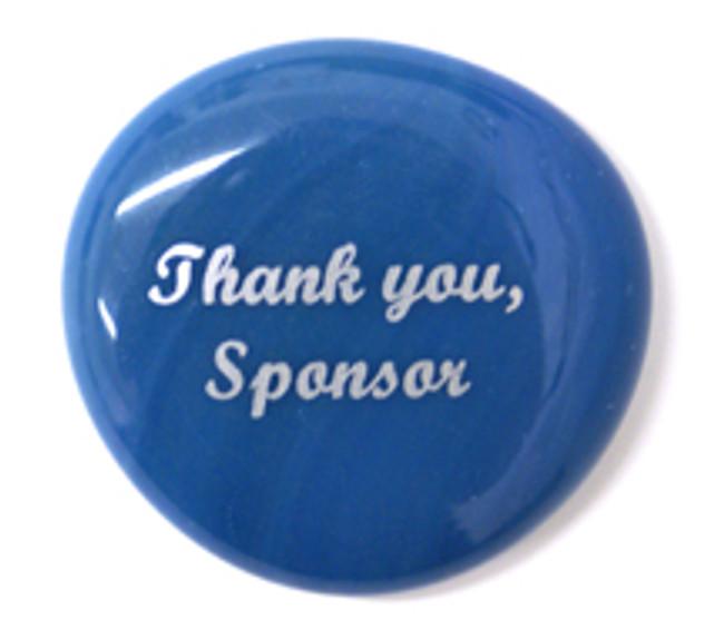Thank You, Sponsor