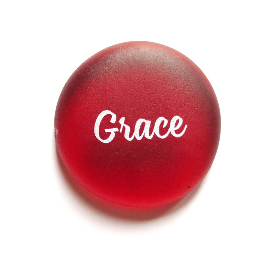 Sea Stone Grace from Lifeforce Glass, Inc.