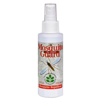 Botanical Solutions Mosquito Guard - 4 oz