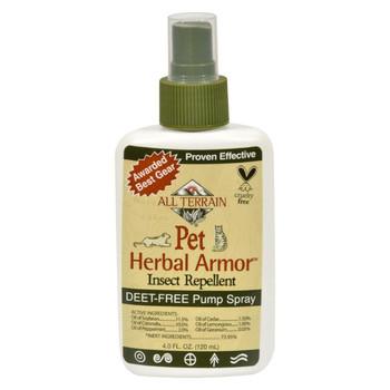 All Terrain Pet Herbal Armor Insect Repellent - 4 fl oz