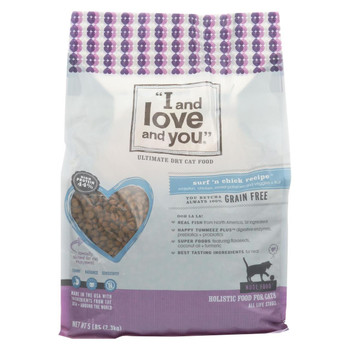 I and Love and You Nude Food - Surf ?N Chick - Case of 3 - 5 lb.