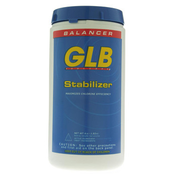 GLB Pool Stabilizer 4#