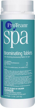 ProTeam Spa Brominating Tabs C003936-CS20B1