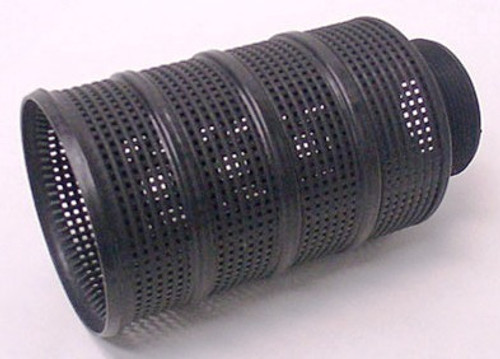 "LA Spa Filter Bag Basket 3"" Male screw in threads"