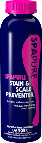 Spa Pure Stain & Scale Preventer 1 Pt (757P40A)