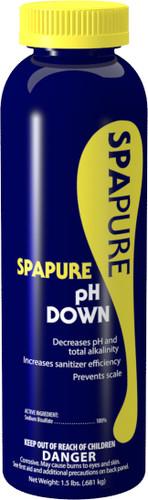 Spa Pure pH Down 24oz (73212240A)