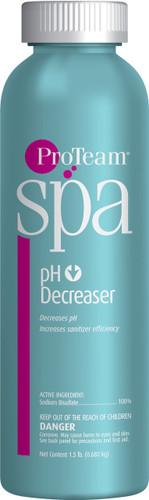 ProTeam Spa pH Decreaser 1.5 lb (C003942-CS20B1)