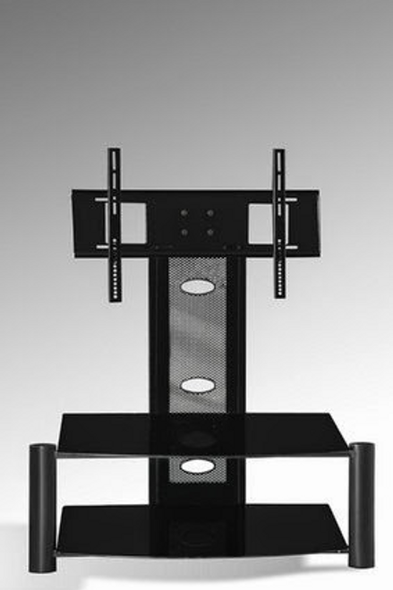 Metal with Support Wall Mount TV Stand