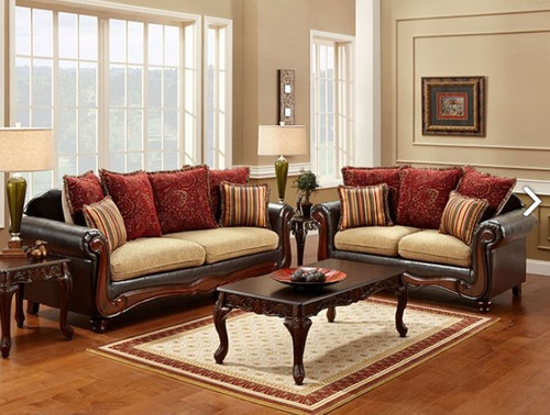 Banstead Sofa/Loveseat Set
