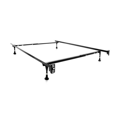 Twin/Full LT Adjustable Bed Frame W/Glides