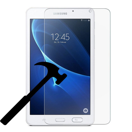 dustproof ultra clear  screen protector for galaxy tab 3 - 8in clear