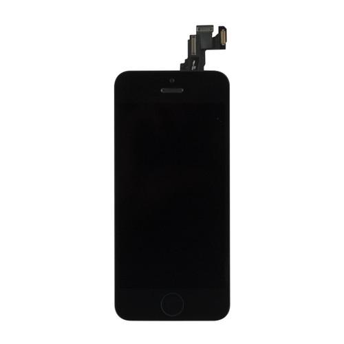 iPhone 5C Black Lcd