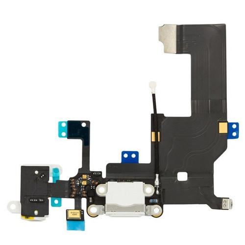 iPhone 5 Charging Port Flex White
