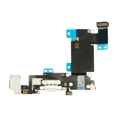 iPhone 6S Plus Charging Port Flex White