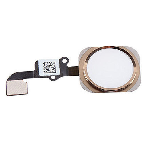 iPhone 6S/6S Plus Home Button with Flex Gold