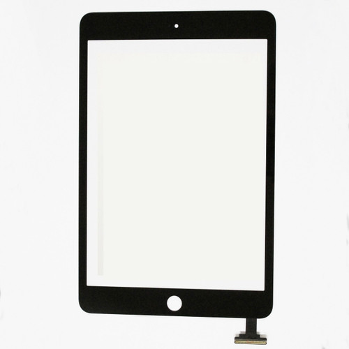 iPad Mini 1st Complete Digitizer W/Circuit Board Black