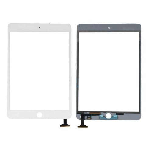 iPad Mini 1st Complete Digitizer W/Circuit Board White