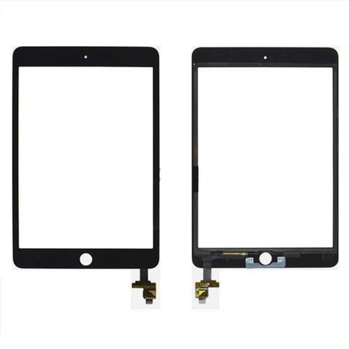 iPad Mini 3rd Digitizer W/Circuit Board Black