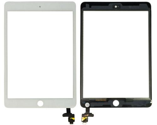 iPad Mini 3rd Digitizer W/Circuit Board White