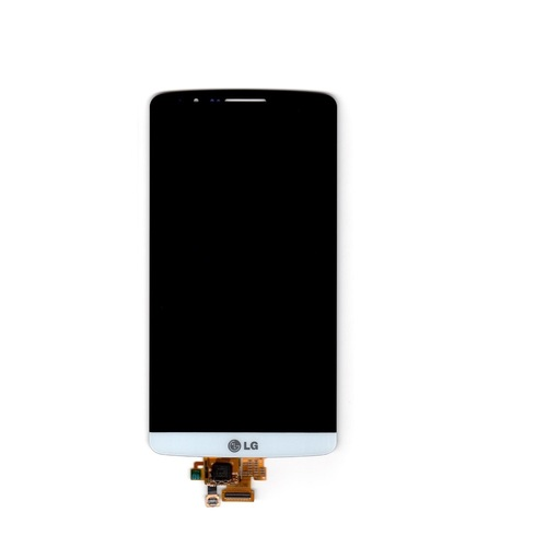 LG G3 D855 Lcd W/Digitizer White